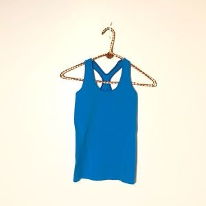 LULULEMON IVIVVA Girls Tank Top Size 8